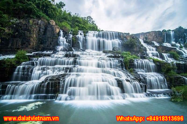 Dalat Waterfalls Tours