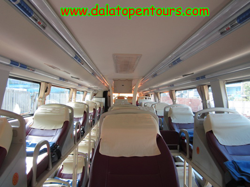 Dalat to Hoi An Bus